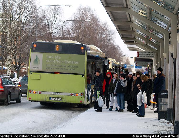 buss skellefteå bastuträsk