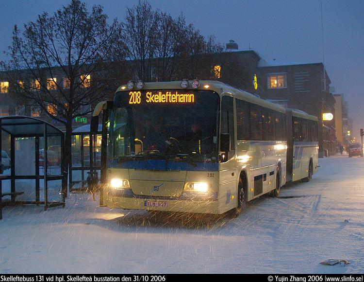 buss skellefteå till skelleftehamn